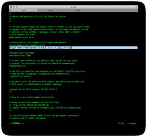 dhcp-server debian 6